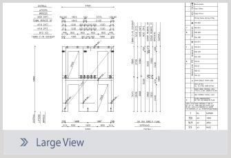 Structural steel detailing, Tekla xsteel detailing India