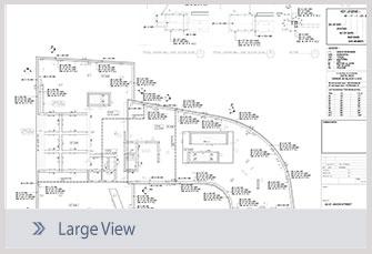Rebar Steel Detailing, Rebar Drawing Sample, 4D Modeling Sample